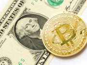 Bitcoin y dólar
