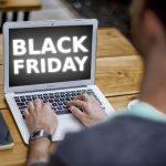 Black Friday: préstamos en la pantalla de ordenador