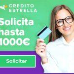 Credito Estrella – banner 1000 euros y chica