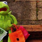 Kermit endeudado – 200 euros para compras con crédito