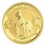 Reverso de la moneda canguro australiano – 2020
