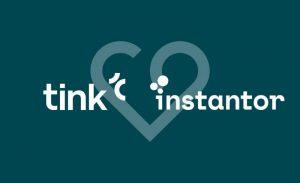 fusión de TINK e Instantor - logos juntos