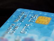 Tarjeta de crédito - pago no con efectivo